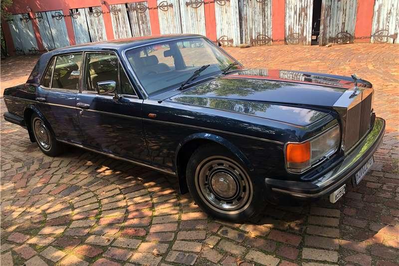 Rolls Royce Silver Spirit 1983