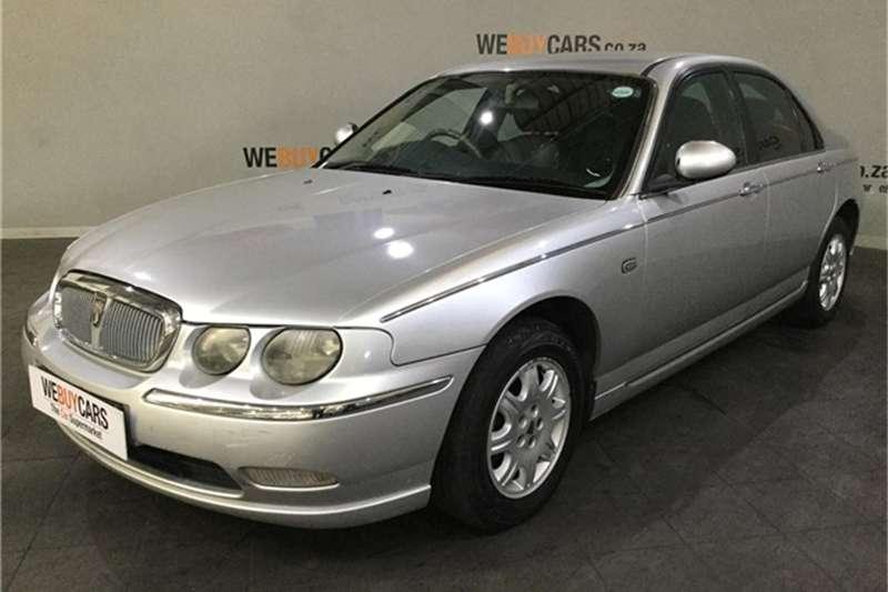 Rover 75 2004