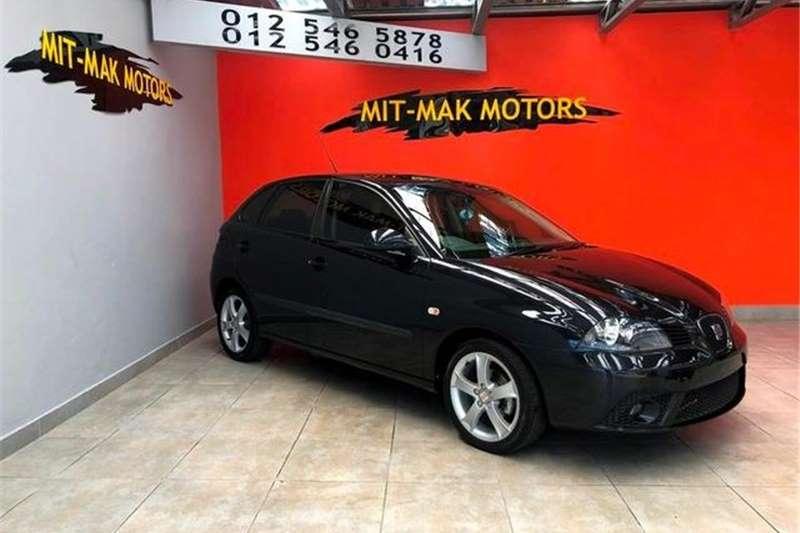 Seat Ibiza 1.6 Sport 5 Door 2008