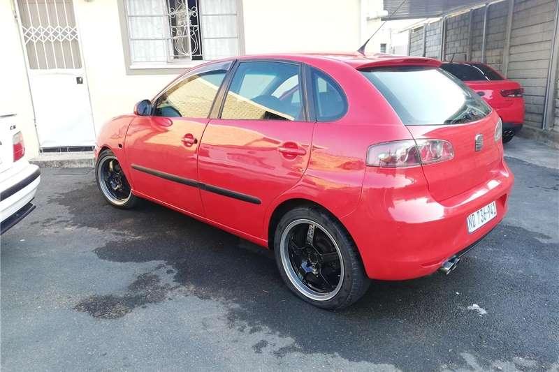Seat Ibiza 2.0 Sport 5 door 2007