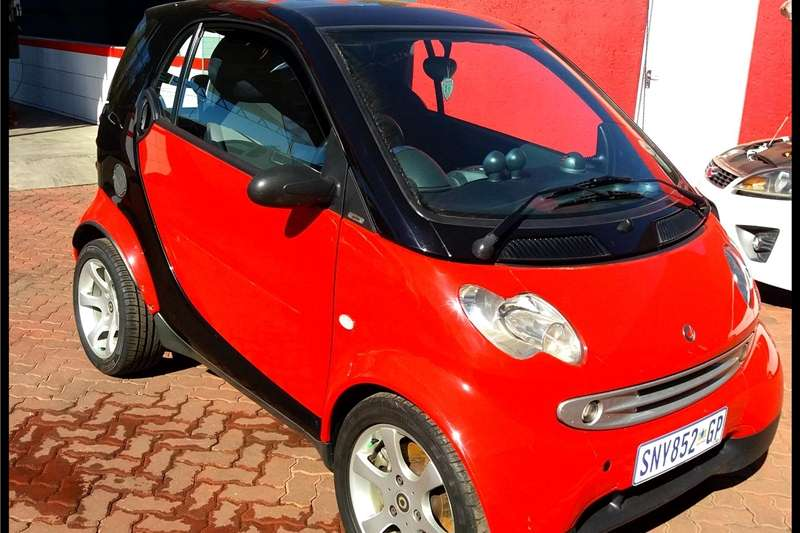 Smart Coupe 2005