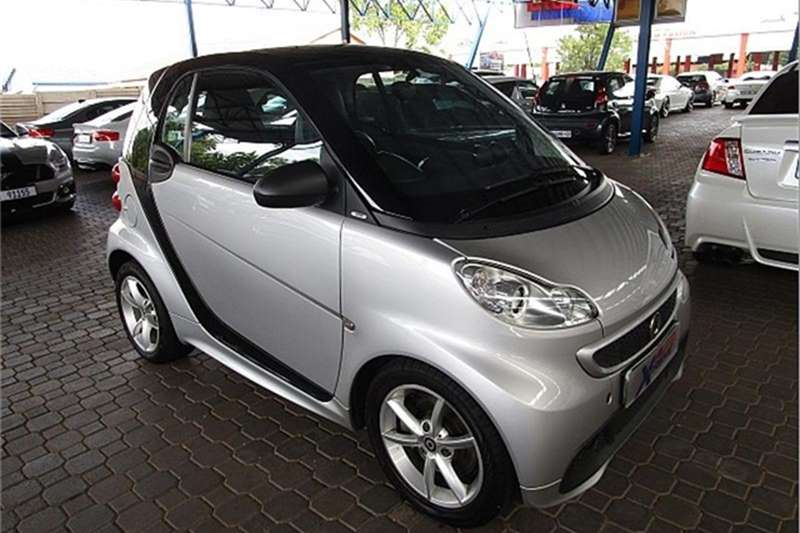 Smart Coupe Pulse 2013