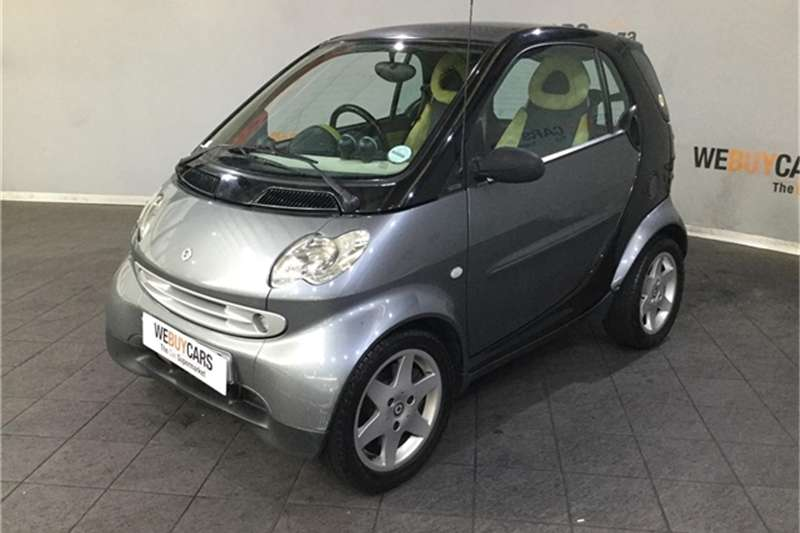 2004 Smart Coupe