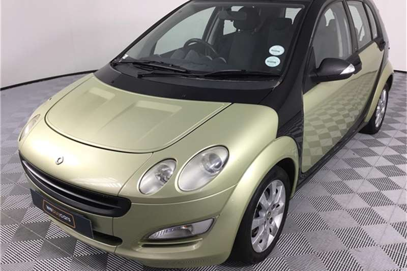Smart Forfour 1.5 pulse 2007