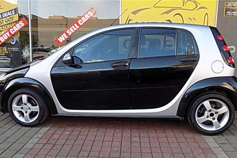 Smart Forfour 1.5 pulse softouch plus 2005
