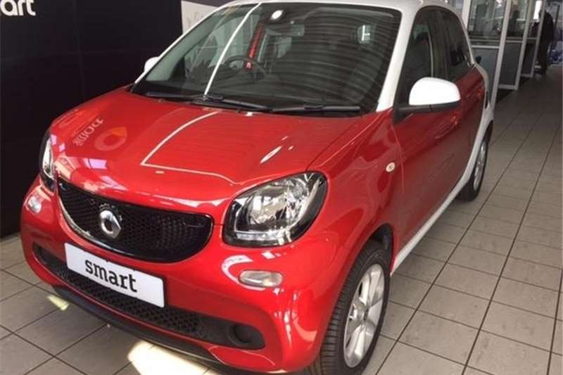 Smart Forfour 52kW passion 2017