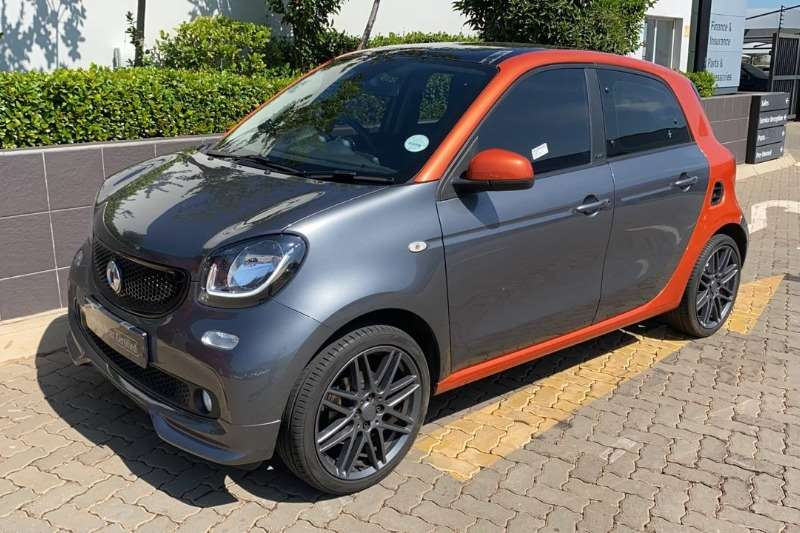 Smart Forfour Brabus forfour 2017