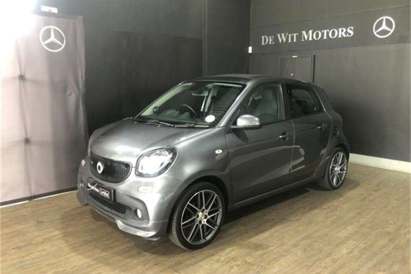 Smart Forfour Brabus forfour Xclusive 2018