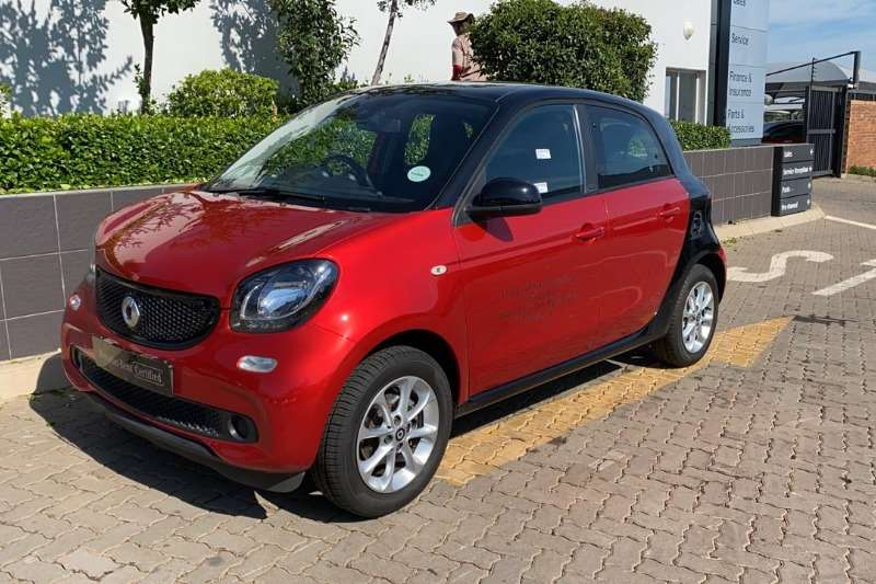 2016 Smart Forfour forfour passion