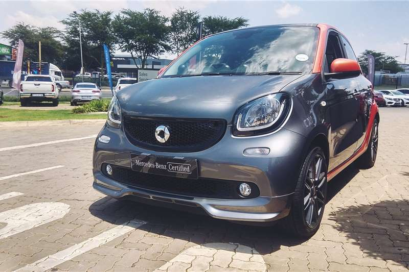 2017 Smart Forfour Brabus forfour