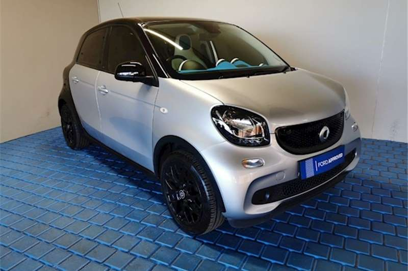 2017 Smart Forfour forfour proxy
