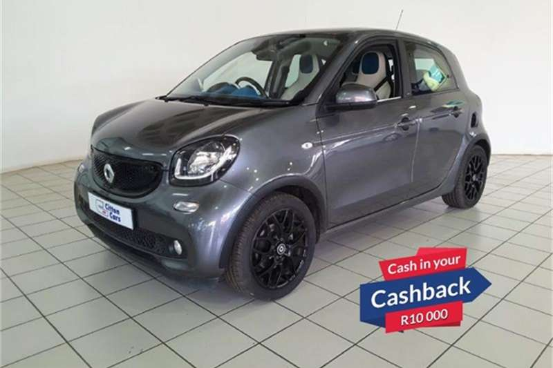 2016 Smart Forfour forfour proxy