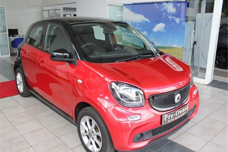 Smart Forfour passion 2016