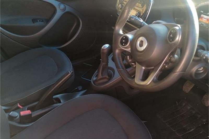 Used 2016 Smart Forfour forfour passion