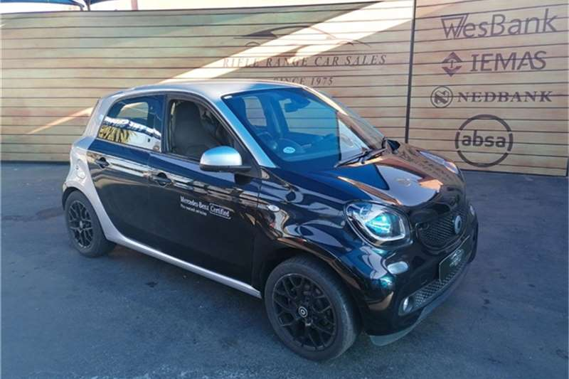 Used 2016 Smart Forfour forfour prime