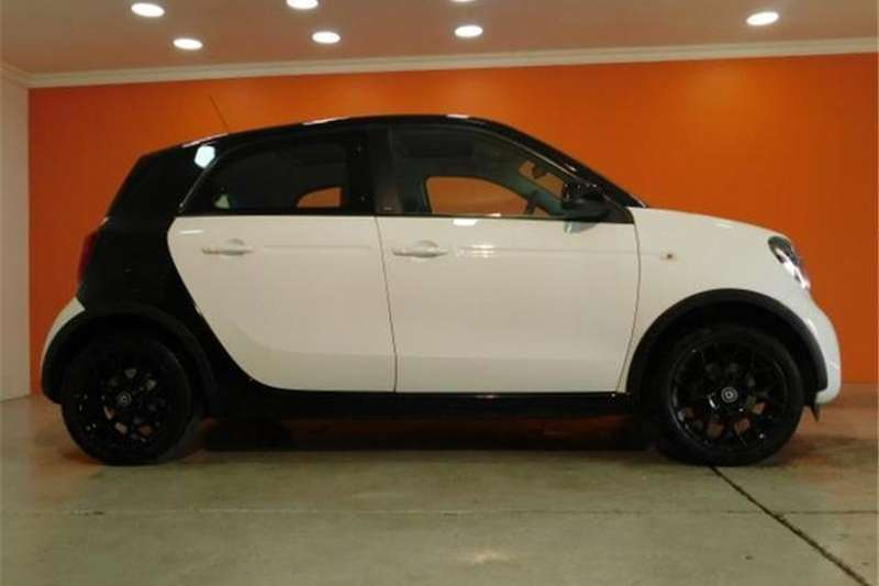 Smart Forfour proxy 2016