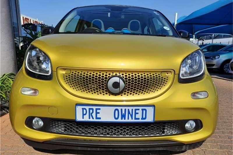 Used 2016 Smart Forfour forfour proxy