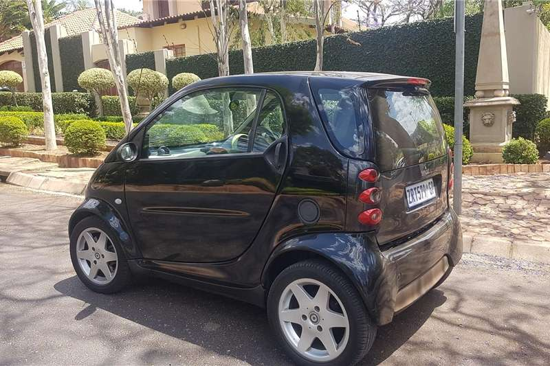 Smart Fortwo 1.0 coupé mhd pulse 2004