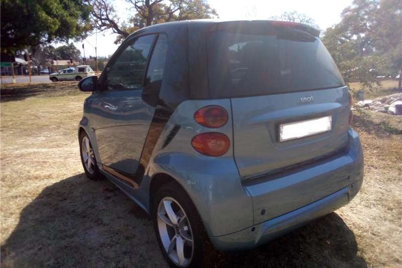 Smart Fortwo 1.0 coupé pure 2011