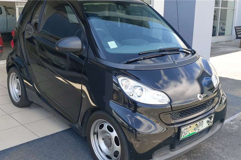 Smart Fortwo 1.0 coupé mhd pure 2010