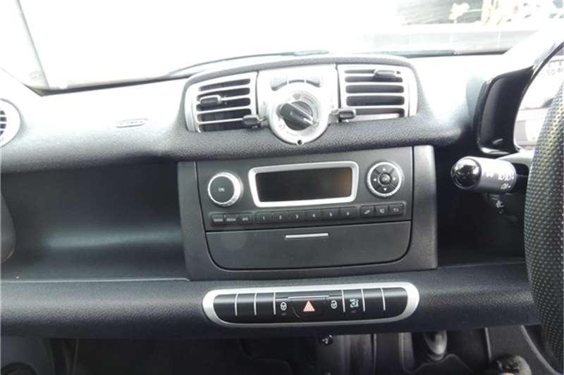 Smart Fortwo 1.0 coupé pure 2012