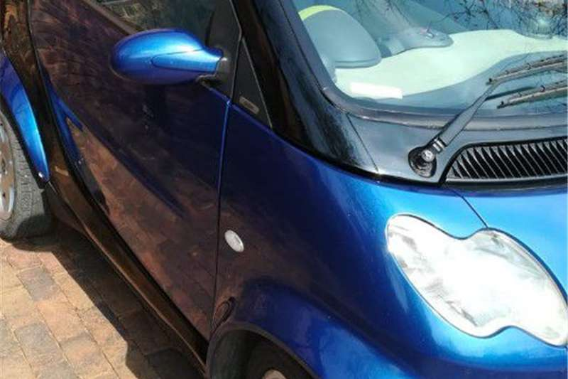 Smart Fortwo 1.0 coupe mhd pulse 2004