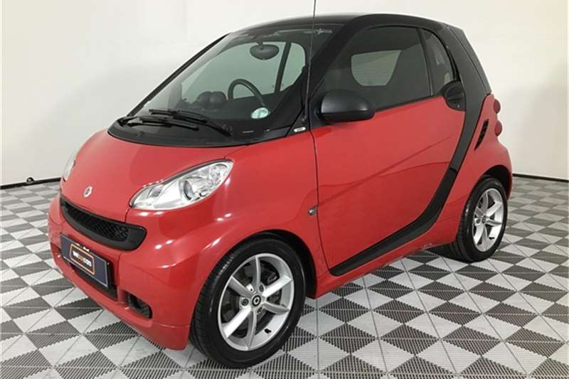 Smart Fortwo 1.0 coupe mhd pulse 2011