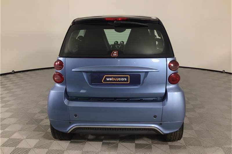 Used 2014 Smart Fortwo fortwo 1.0 coupe mhd pulse