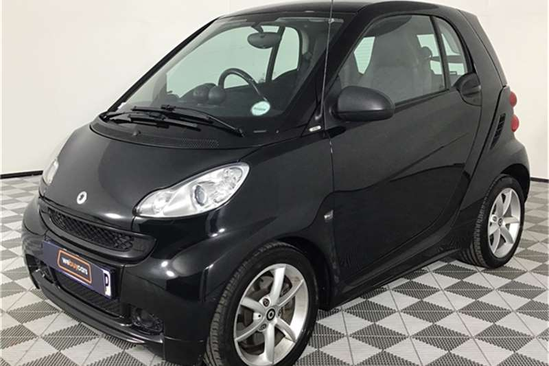 Used 2012 Smart Fortwo fortwo 1.0 coupe mhd pure