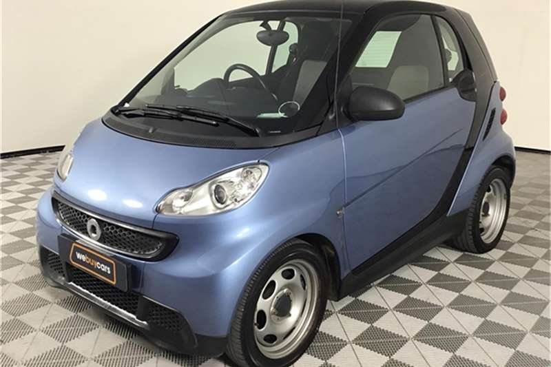 Smart Fortwo 1.0 coupe mhd pure 2014
