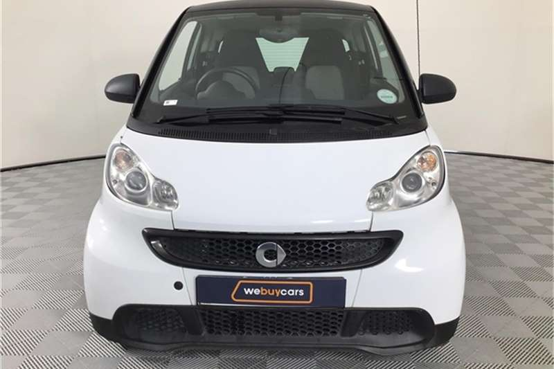Used 2014 Smart Fortwo fortwo 1.0 coupe mhd pure