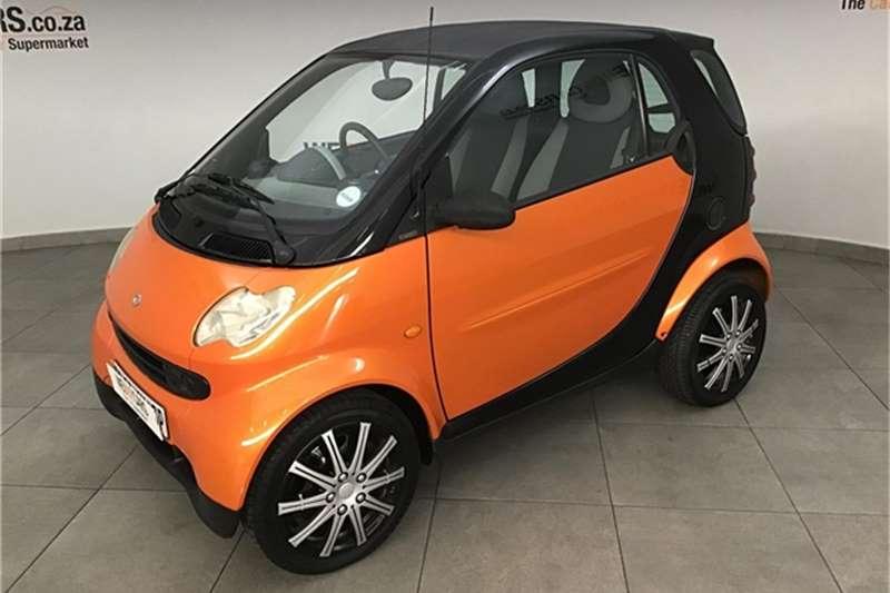 Smart Fortwo city coupé pure softip 2003