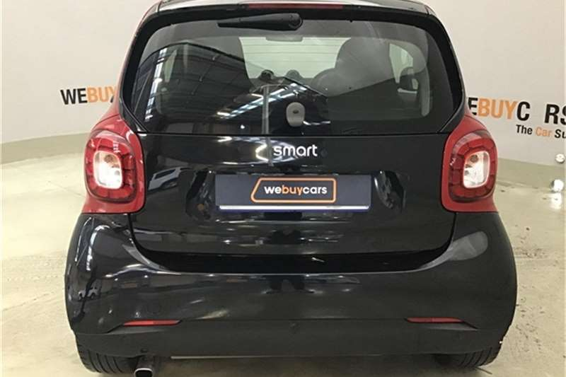 Smart Fortwo coupe passion 2017