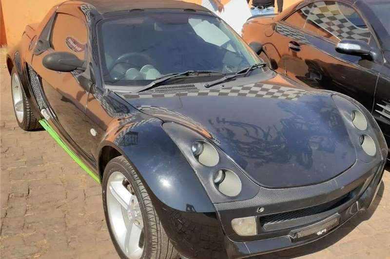 Smart Roadster coupé 2005