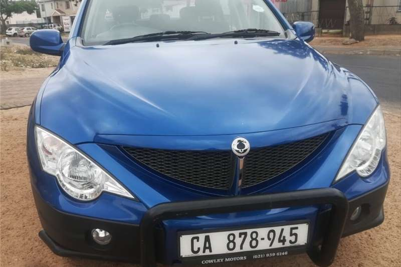 Used 0 Ssangyong Actyon