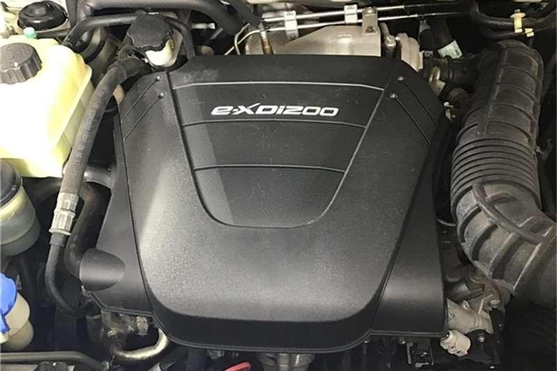 SsangYong Korando e-XDi 200 AWD 2012