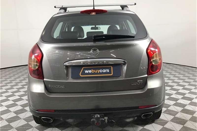 Used 2013 Ssangyong Korando e XDi 200 AWD