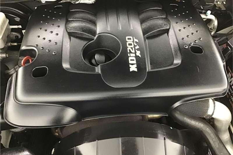 Ssangyong Kyron M200xdi 4x4 T tronic 2013