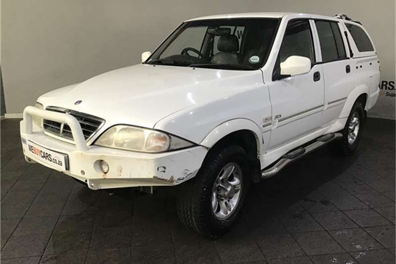 SsangYong Musso 2004
