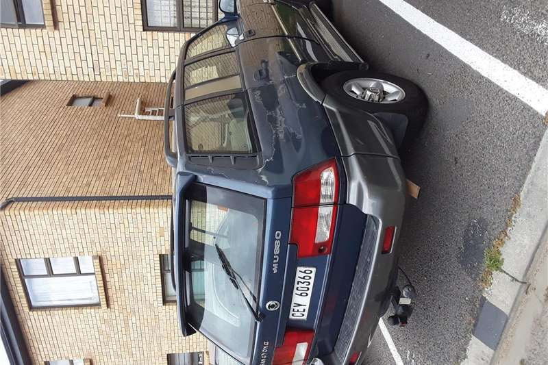 Used 2006 Ssangyong Musso