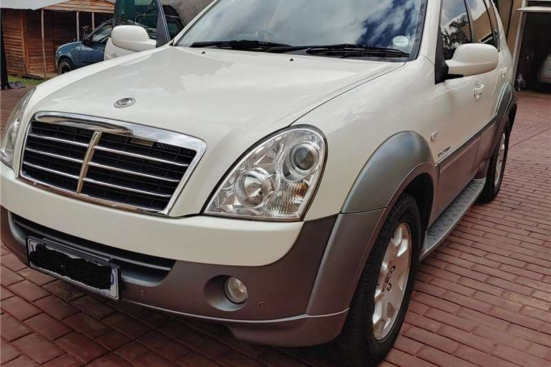 Used 2009 Ssangyong Rexton