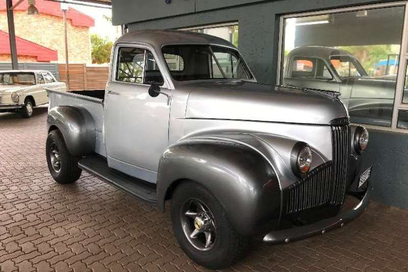 Studebaker Champion Single cab 2019