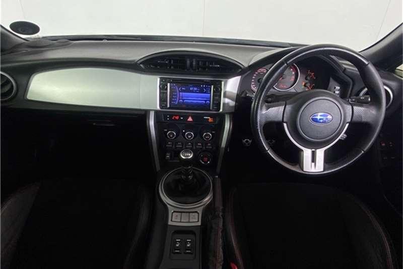 Used 2015 Subaru BRZ 2.0