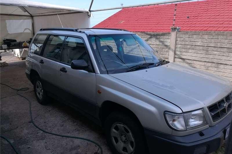 Subaru Forester 2.0 XT 2000