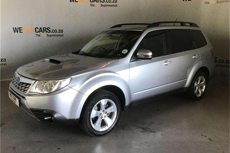 Subaru Forester 2.0D Premium 2012