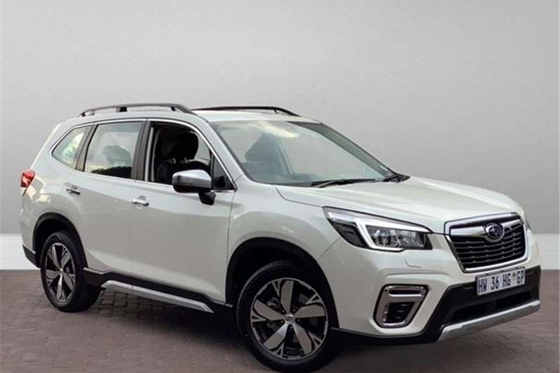 Used 2019 Subaru Forester FORESTER 2.0i S ES CVT