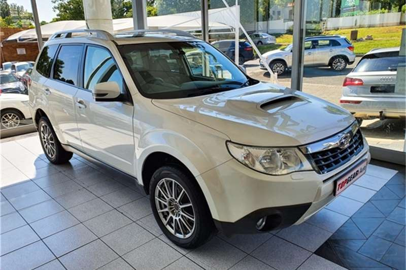 Subaru Forester 2.5 S Edition Premium 2012