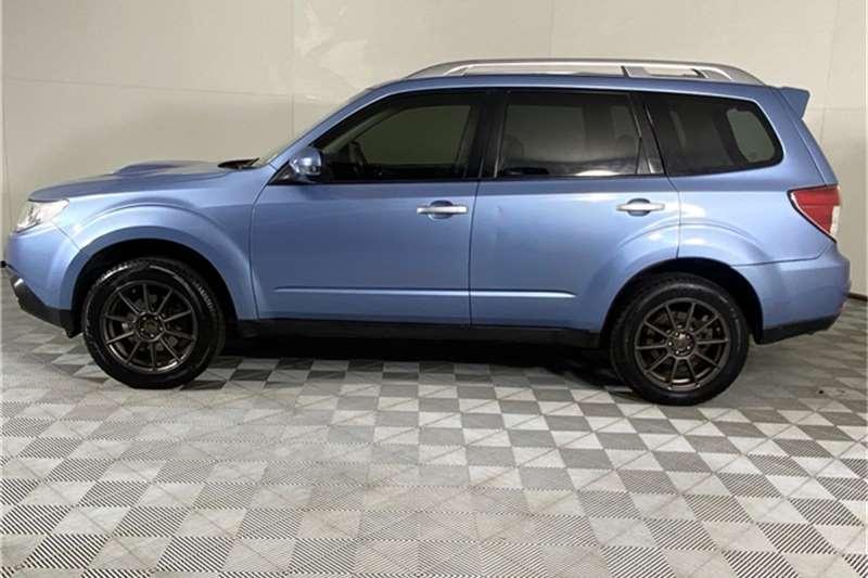 2013 Subaru Forester Forester 2.5 S-Edition Premium