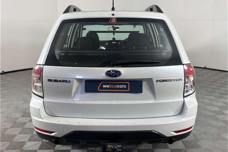 Used 2010 Subaru Forester 2.5 X