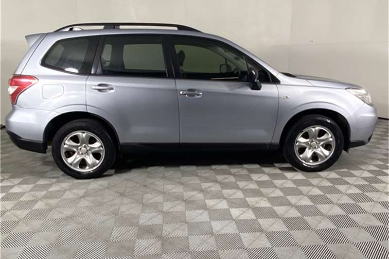 2016 Subaru Forester Forester 2.5 X